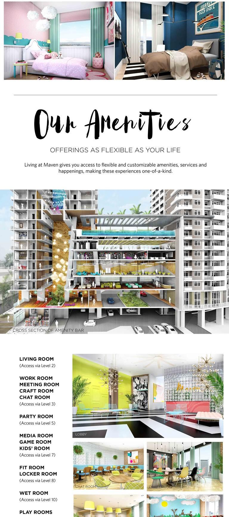 Maven at Capitol Commons – Simple Beginnings Residences, Inc